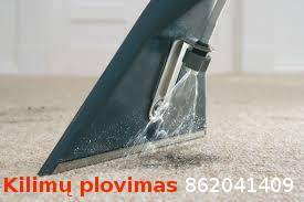 Kilimų plovimas namuose